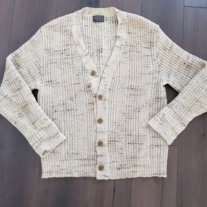Vintage Pendleton Button Front Cardigan Sweater